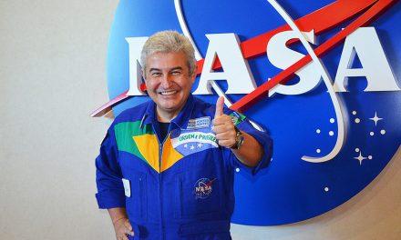Marcos Pontes aceita convite de Bolsonaro para ministério da Ciência e Tecnologia