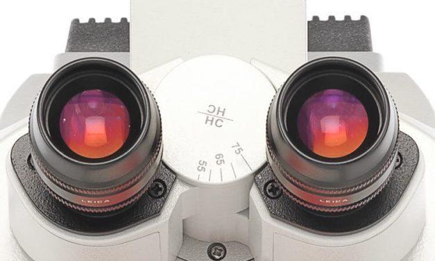 Ocular para microscópio: 3 tipos e suas diferenças