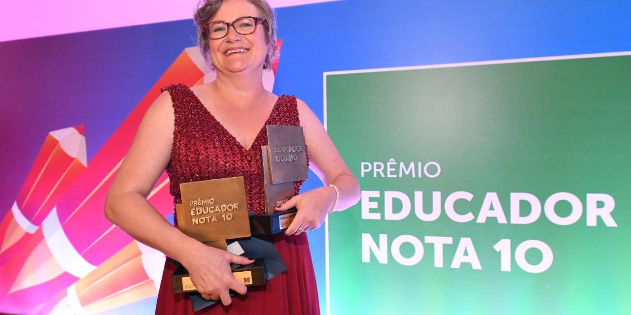 Prêmio Educador Nota 10: Conheça o projeto que modificou uma escola
