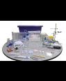 Laboratório Portátil de Química LQR Roster
