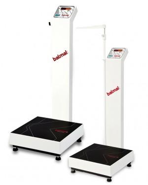 Balança Digital para Pesar e Medir Pessoas BK-200FAN