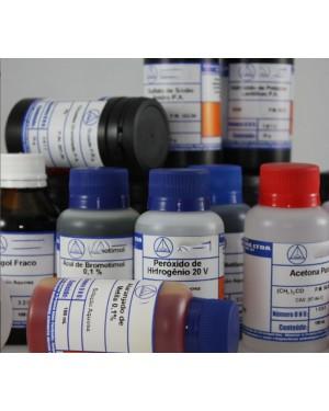 Kit Reagentes Metais Composto por 6 peças LRM-6R