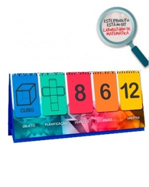 Calendário Geométrico P127