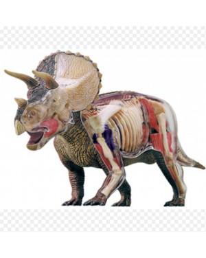 Triceratops Deluxe com 46 peças