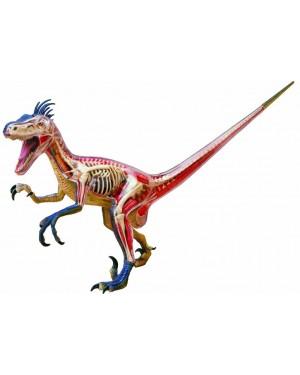 Velociraptor Deluxe com 29 peças QC-26654