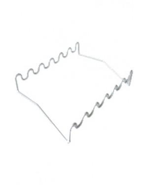 Estante em Arame com PVC para Pipetas Horizontal - 12 Pipetas RIC029-12