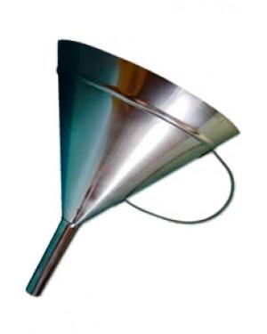 Funil em Aço Inox Com ou Sem Alça - 500ml RIC042-500