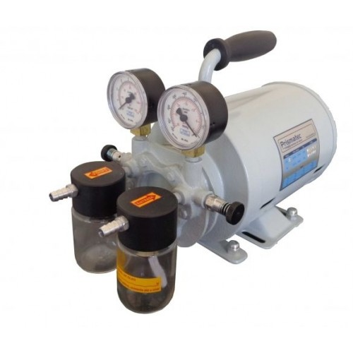 Bomba de Vácuo e Compressor de Ar 131-2VC Prismatec