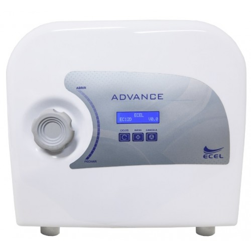 Autoclave Digital Advance 12 Litros EC12D Ecel