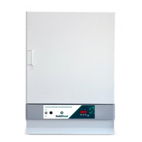 Estufa de Esterilização e Secagem Digital com Circulação de Ar Forçada SSDc