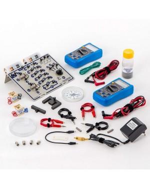 Conjunto para Eletricidade e Eletromagnetismo