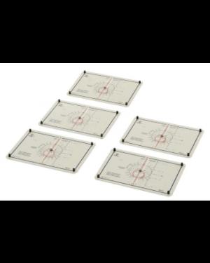 Conjunto com 5 Tábuas Trigonométricas  Q372B
