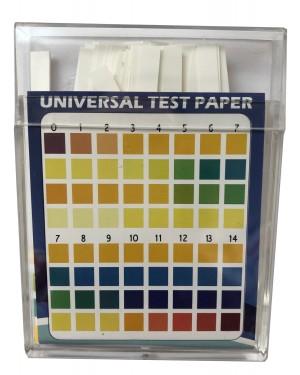 Papel Indicador de pH - Faixa de pH de 0 -14 K36-014