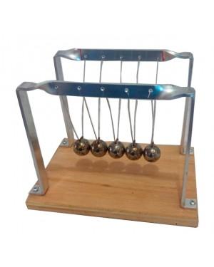 Pêndulo de Newton com 5 Esferas HF-41