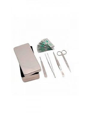 Kit de Dissecação 6 Peças KITDIS-14