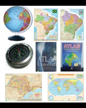 Kit de Geografia LGR Roster