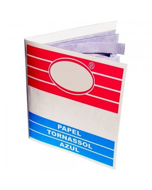 Papel Tornassol Azul 15P280808