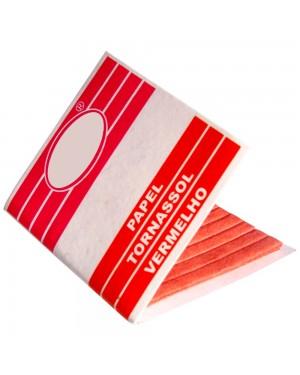 Papel Tornassol Vermelho 15P008308