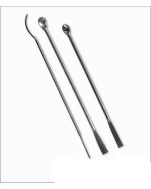 Espátula de Arame de Aço Inox Dupla - 18cm RIC025-02