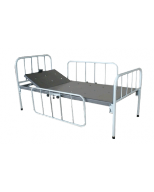 Cama Hospitalar Simples Com Cabeceira Móvel S-0221