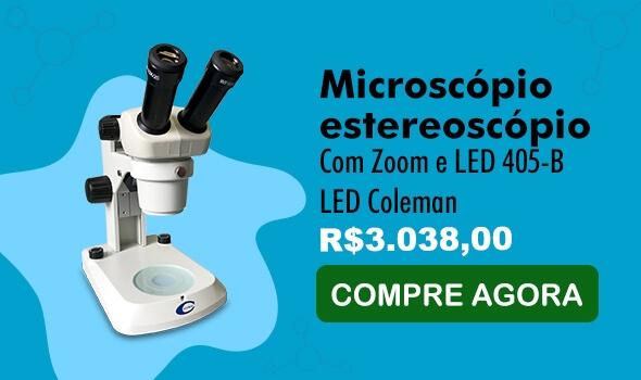 microscópio 405